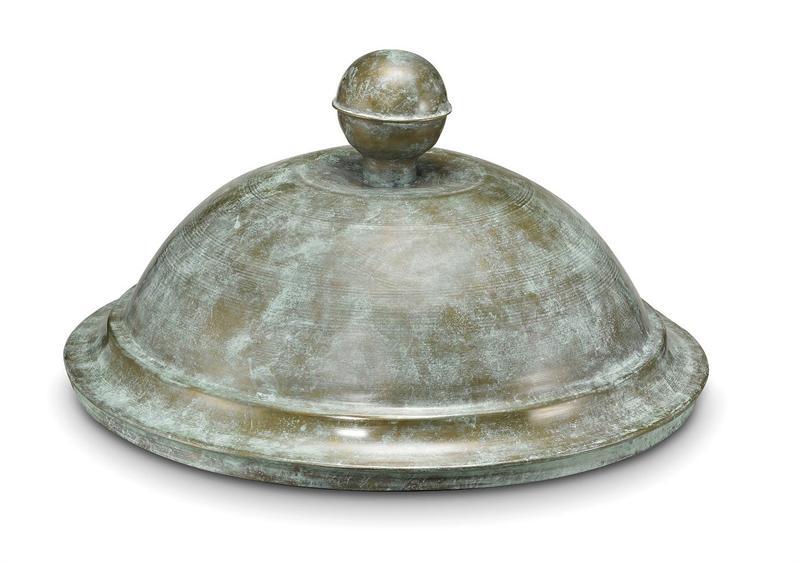 Brass Hose Pot Lid Garden Hose Pots