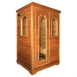SKYWAVE SERIES 001 FIR SAUNA Sky Light Saunas