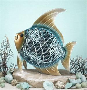 Figurine Fish Fan Figurine Fans