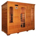 SKYWAVE SERIES 004 FIR SAUNA Sky Light Saunas