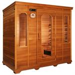 SKYWAVE SERIES 202 FIR SAUNA Sky Light Saunas