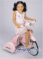 Sky Princess Tricycle Retro Antique Pedal Toys